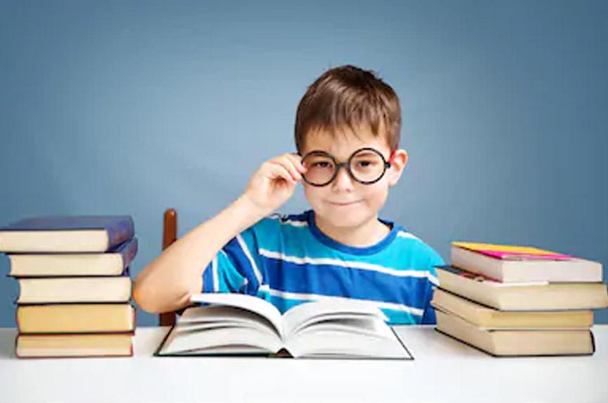 Developing creative writing skills in children.