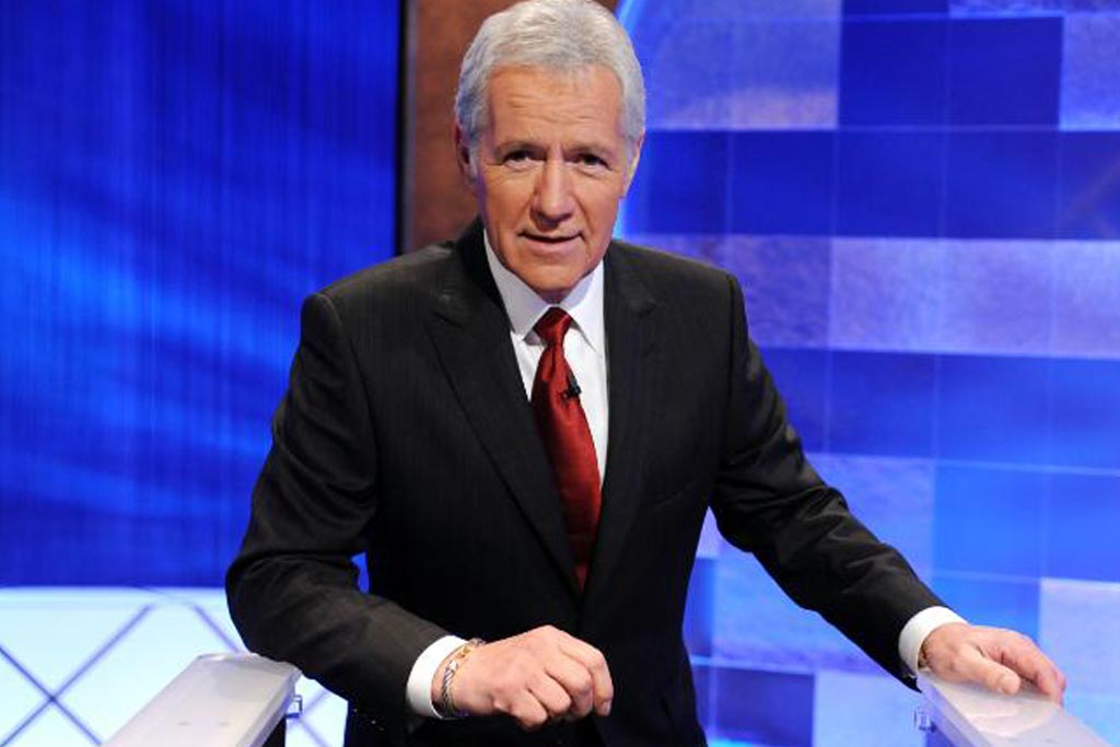 About the Following Question, Life Is All Back in Alex Trebek Memoir.