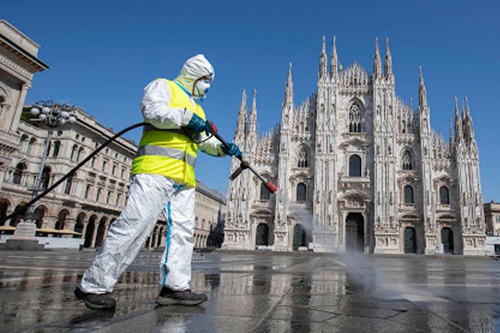 Italy Is Gradually Moving Forward.