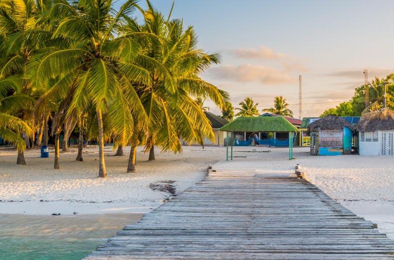 The Caribbean island conundrum.