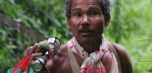 Jadav Payeng-who had created 550 hectares of forest by himself.
