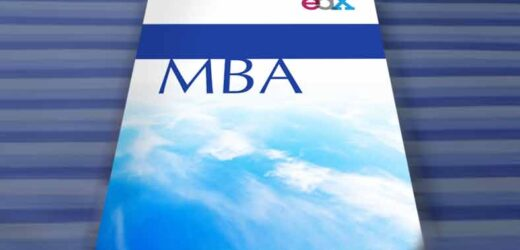 Online MBA through EdX