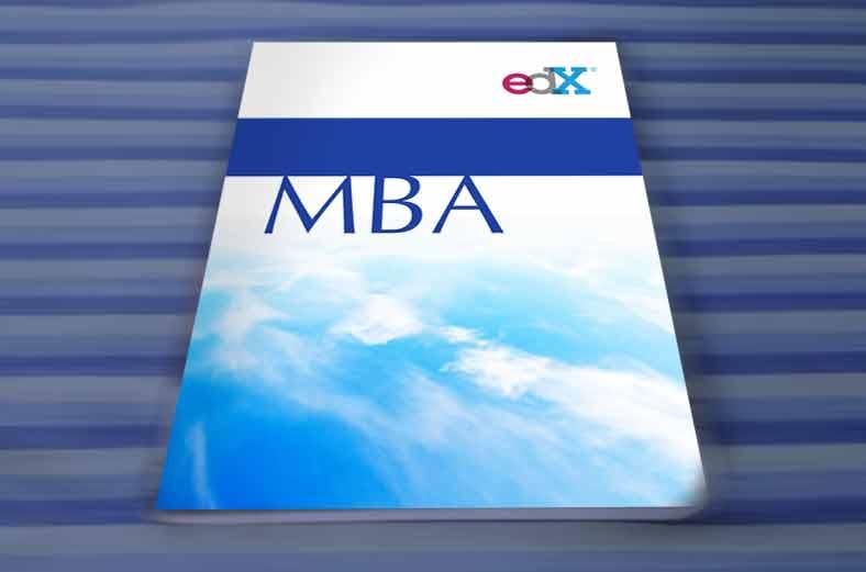 Online MBA through EdX