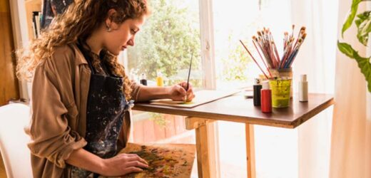 Online learning is an ideal option for Fine Arts students?