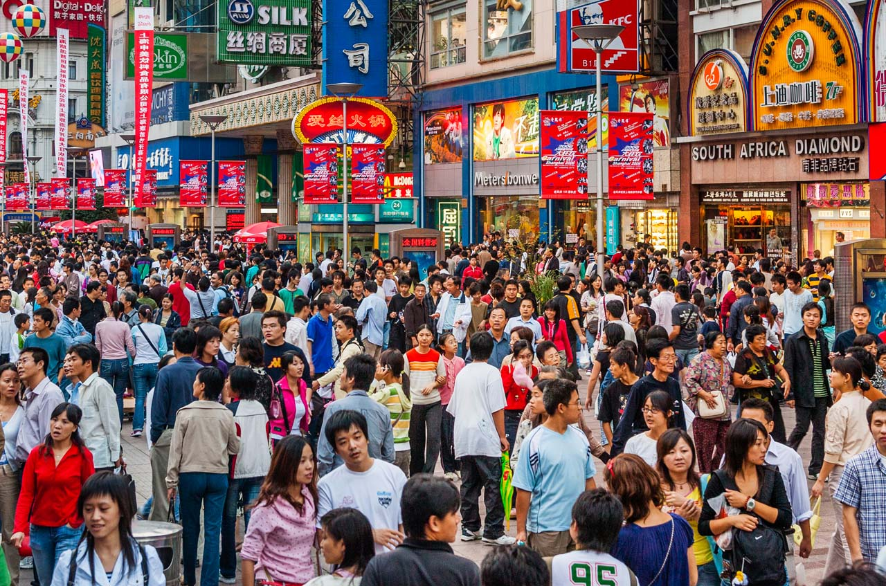 The aged population is the real challenge for China.