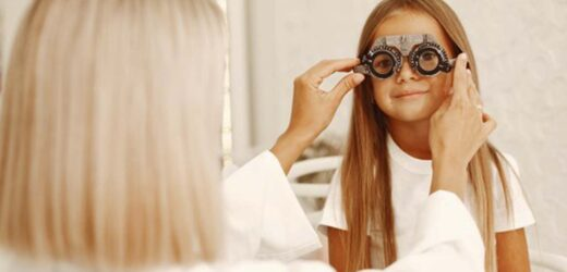 How to protect the whole family's eye health