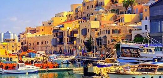 Israel will open to foreign tourists in May.