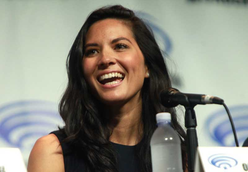 Silver screen will strongly come back, says Olivia Munn.