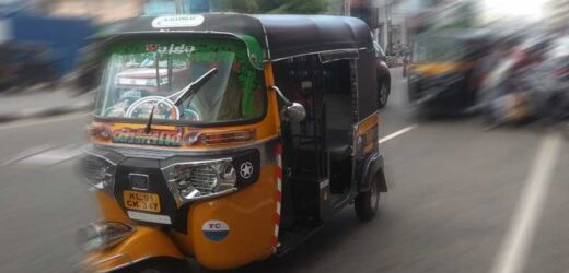 From Kerala to Kashmir in an auto, a peak adventure story.
