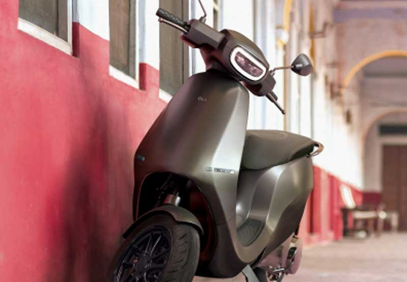 The Ola electric scooter generates many opportunities.